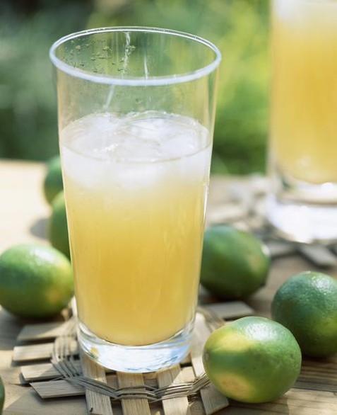Recettes Santé : Jus De Citron Au Gingembre